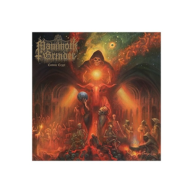 Alliance Mammoth Grinder - Cosmic Crypt