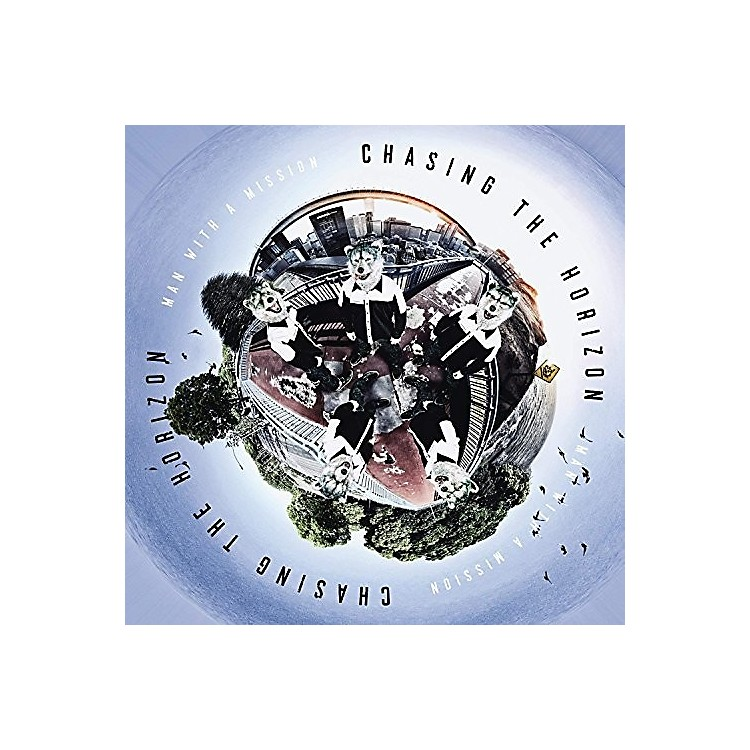 AllianceMan with a Mission - Chasing The Horizon