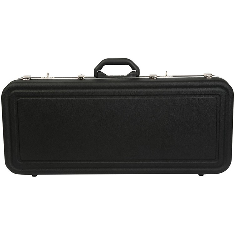 Hiscox Cases Mandolin Case Black Shell/Silver Int