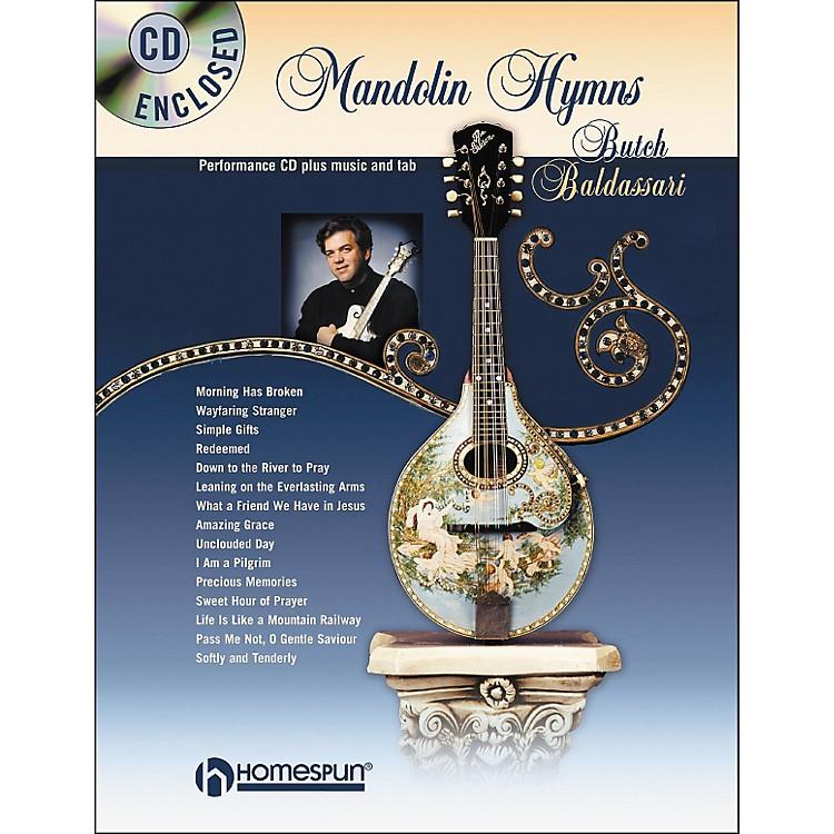 HomespunMandolin Hymns (Book/CD)
