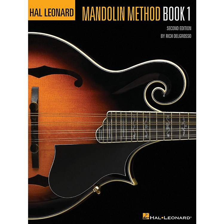 Hal LeonardMandolin Method Book