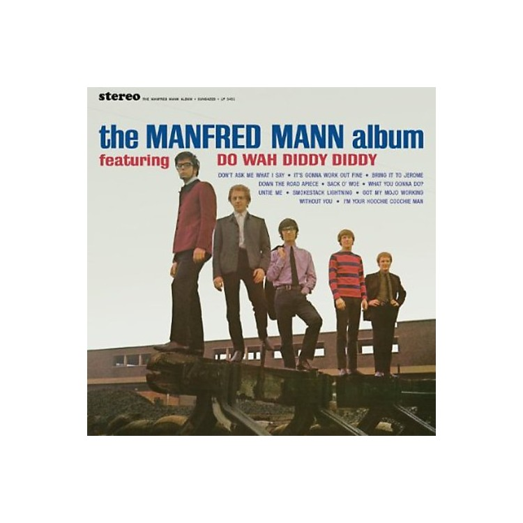 Alliance Manfred Mann - The Manfred Mann Album