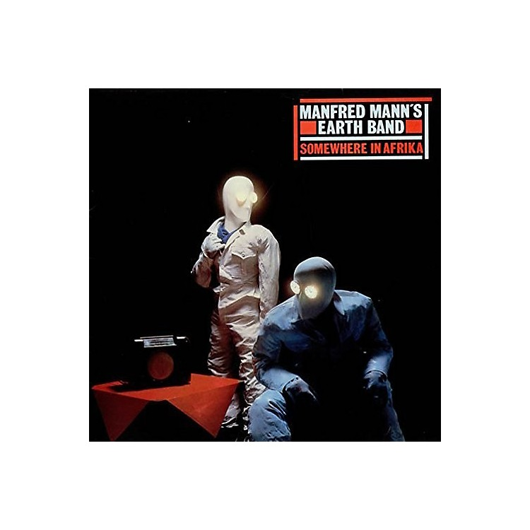 AllianceManfred Mann's Earth Band - Somewhere In Africa