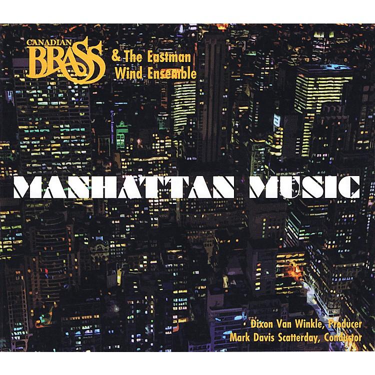 Canadian BrassManhattan Music Concert Band by The Canadian Brass