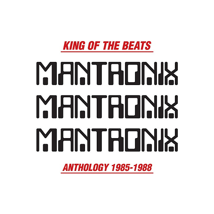 AllianceMantronix - King of the Beats: Anthology 1985-1988