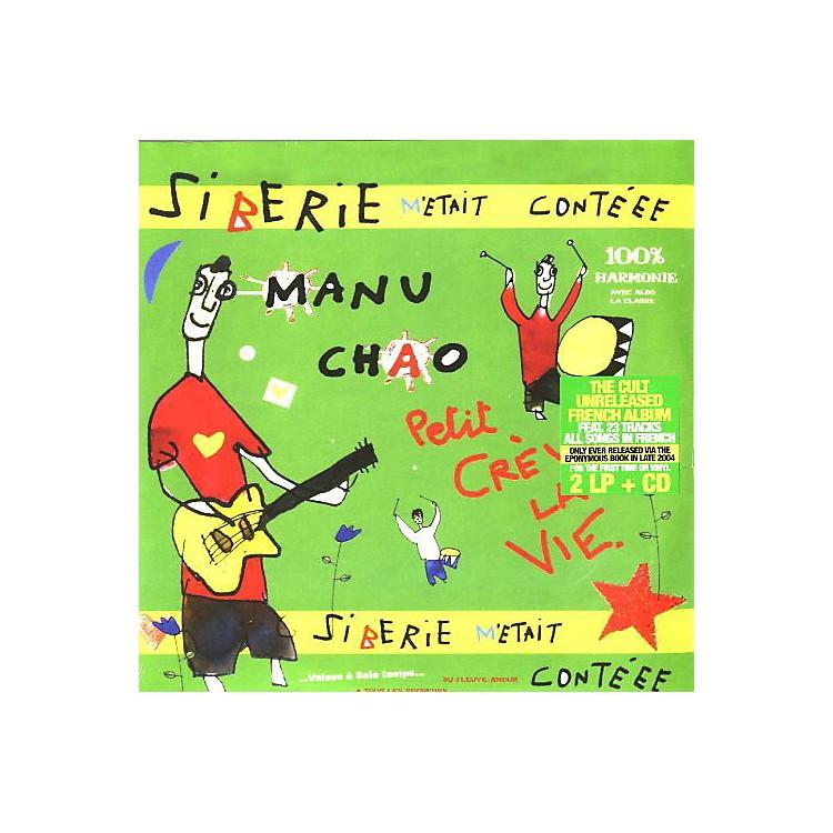 AllianceManu Chao - Siberie M'etait Conteee