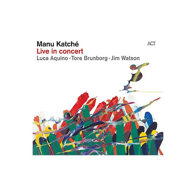 AllianceManu Katche - Live in Concert