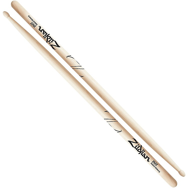 Zildjian Maple Drumsticks Jazz Wood Tip