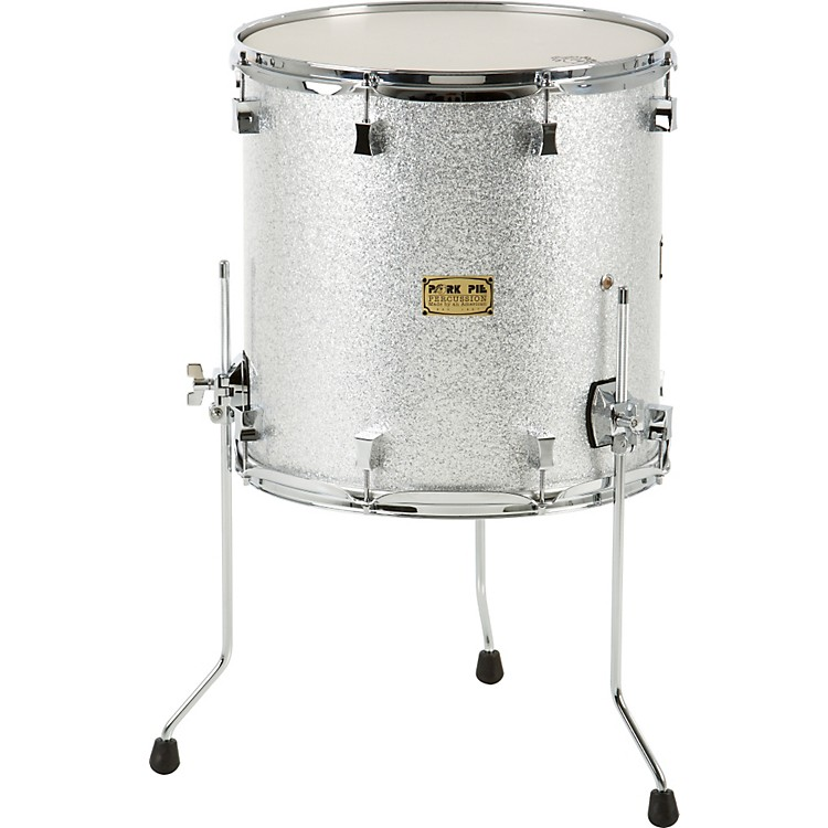 Pork pie maple floor tom music123 for 16x14 floor tom
