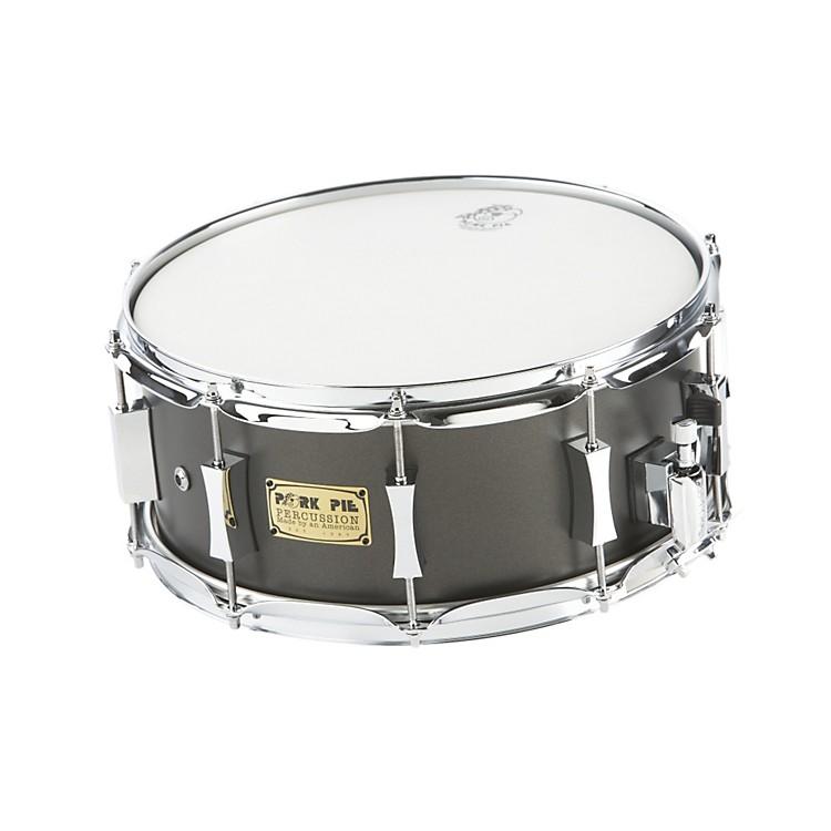 Pork PieMaple/Rosewood Snare DrumMetallic Suede
