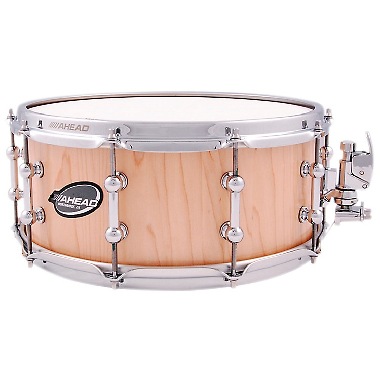 ahead maple stave snare drum music123. Black Bedroom Furniture Sets. Home Design Ideas