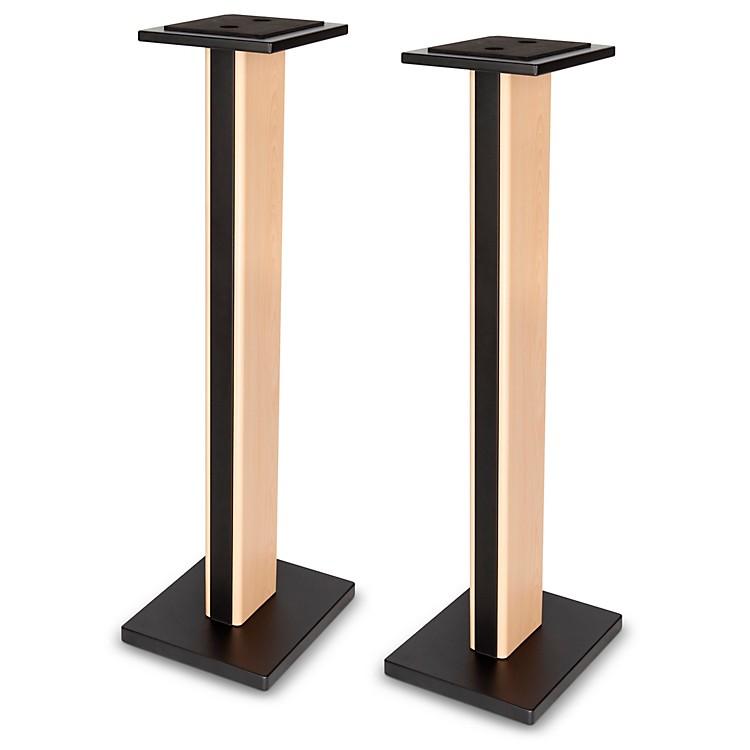 DR ProMaple Wood Studio Monitor Stand (Pair)Maple