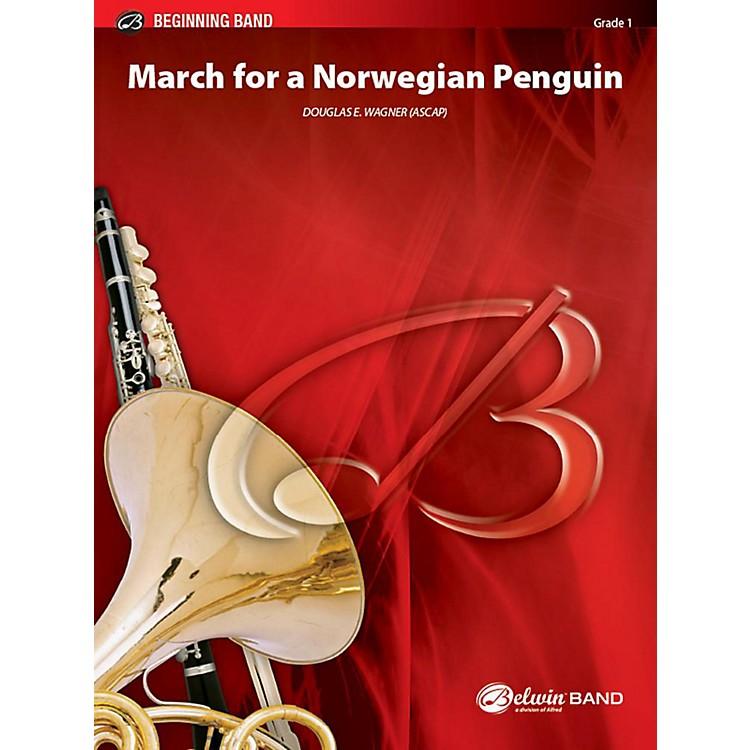AlfredMarch for a Norwegian Penguin Concert Band Grade 1 Set