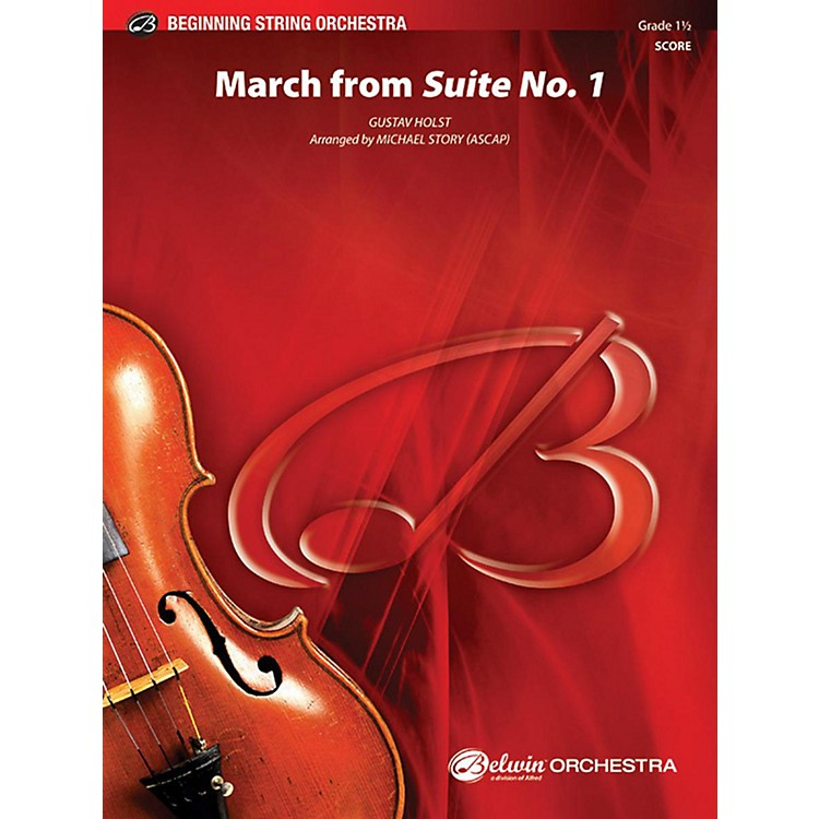 AlfredMarch from Suite No. 1 String Orchestra Grade 1.5
