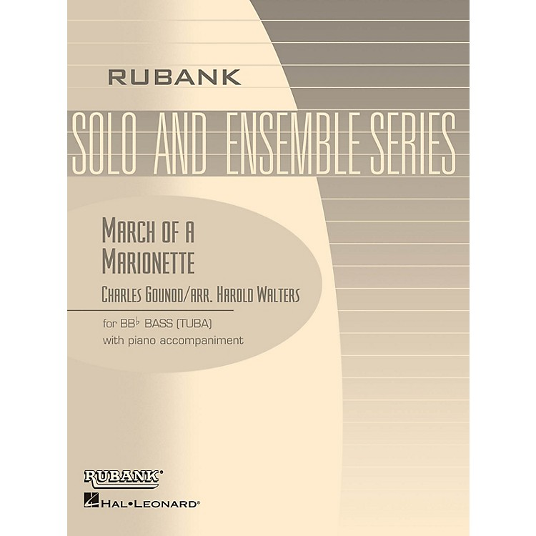 Rubank PublicationsMarch of a Marionette Rubank Solo/Ensemble Sheet Series Softcover