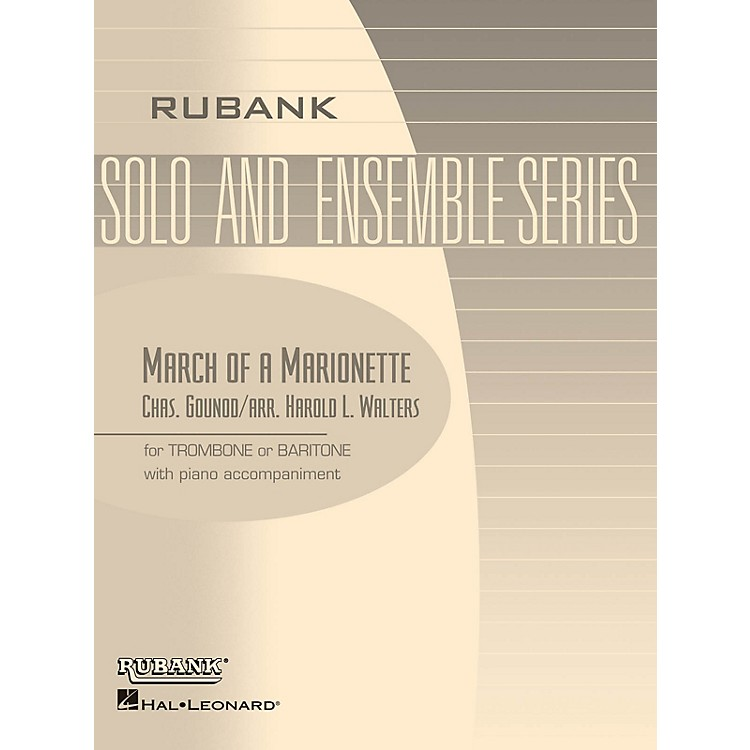 Rubank PublicationsMarch of a Marionette Rubank Solo/Ensemble Sheet Series