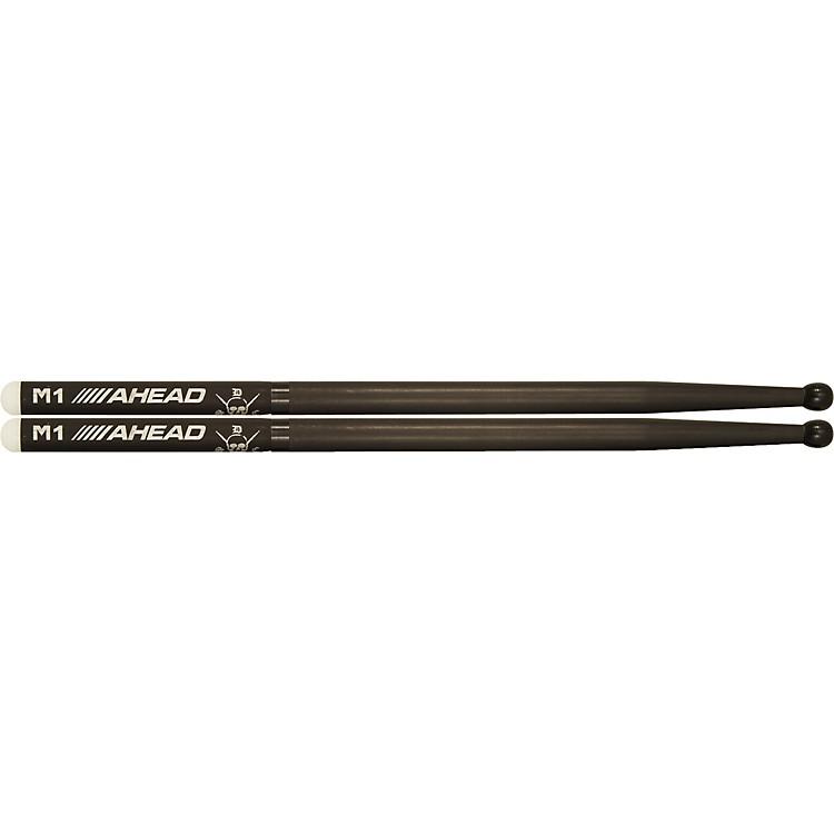 AheadMarching Drum SticksM1: 16 1/4 in.es Long