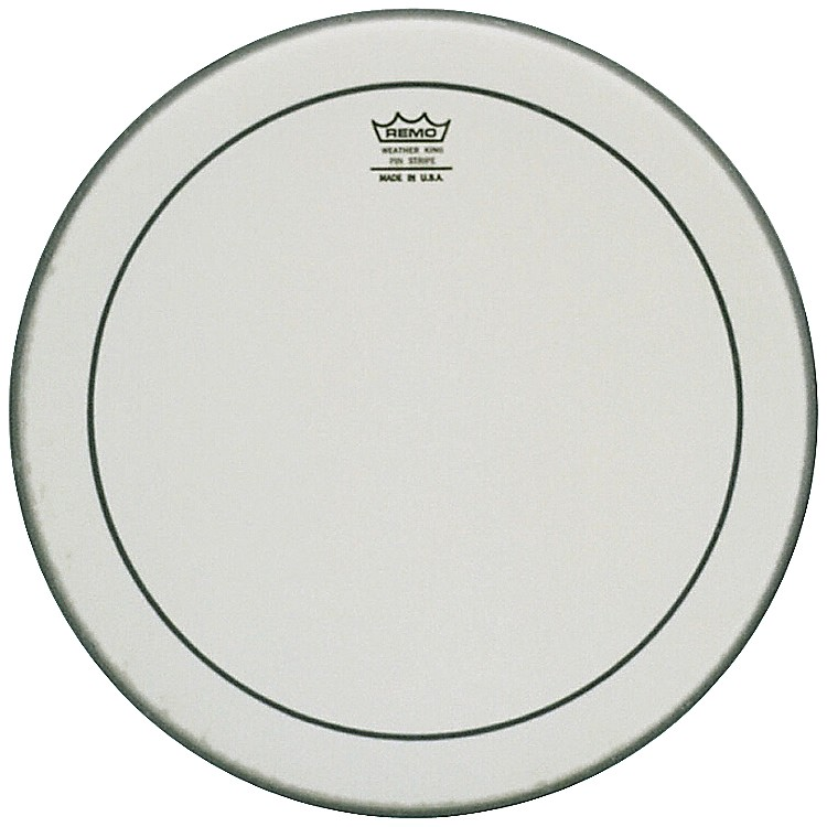 Remo Marching Pinstripe Drumhead  12 in.