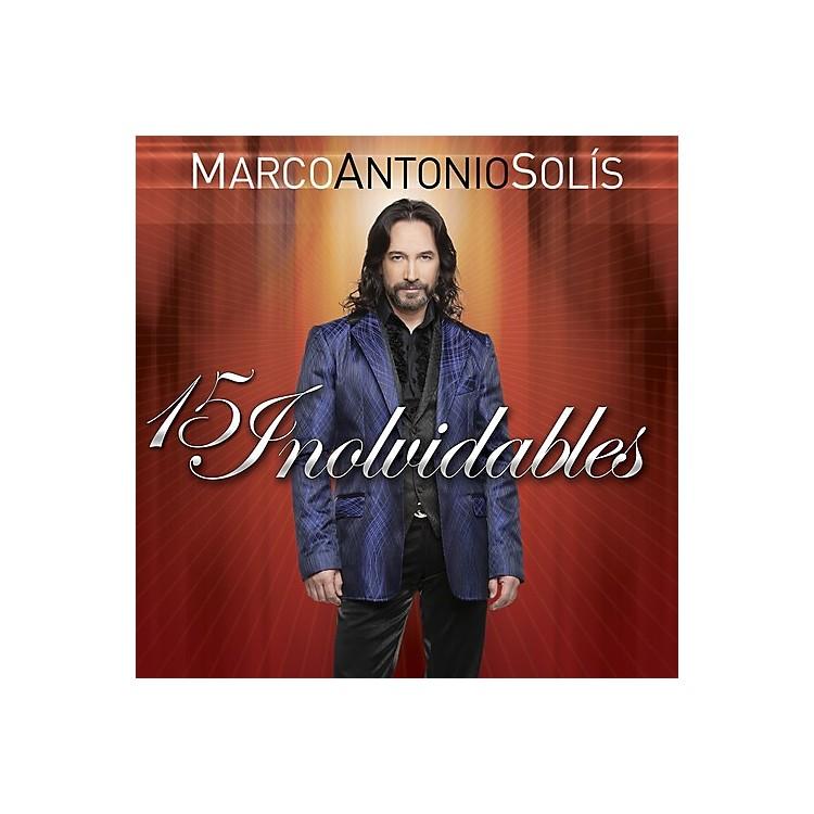 AllianceMarco Antonio Solis - 15 Inolvidables (CD)