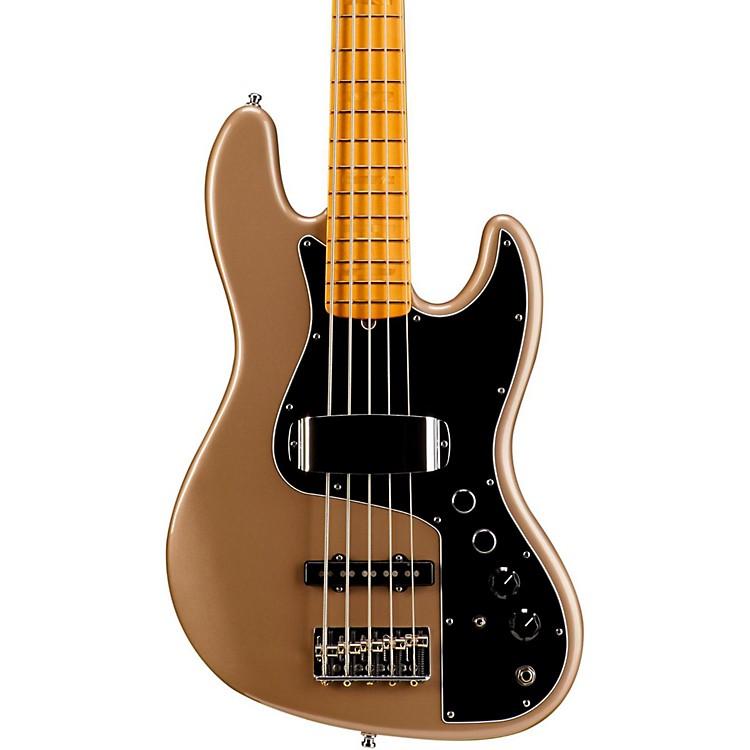 FenderMarcus Miller Jazz Bass VShoreline Gold