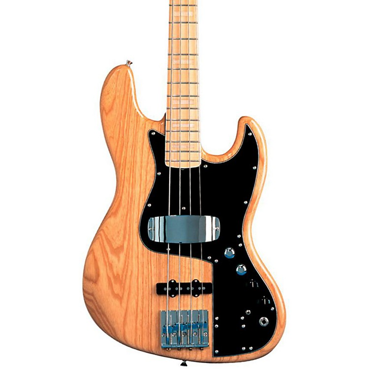 Fender Marcus Miller Signature Jazz Bass Natural