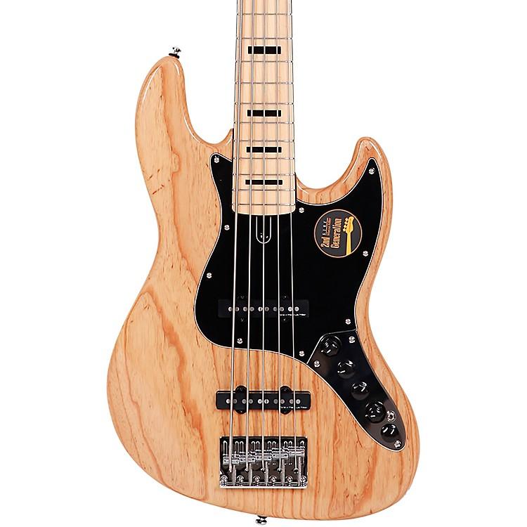 SireMarcus Miller V7 Vintage Swamp Ash 5-String BassNatural