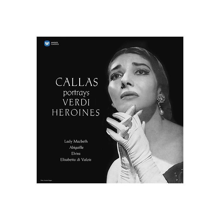 AllianceMaria Callas - Callas Portrays Verdi Heroines (verdi 1 Studio)