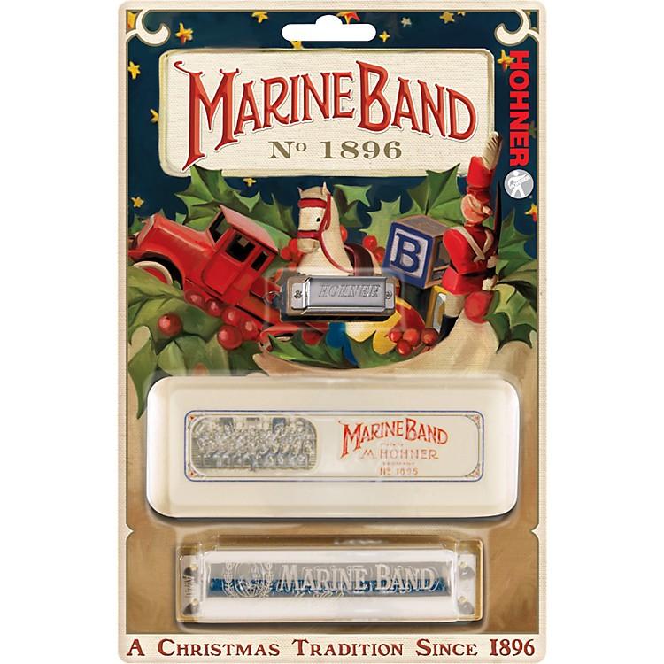 HohnerMarine Band (Holiday) Harmonica