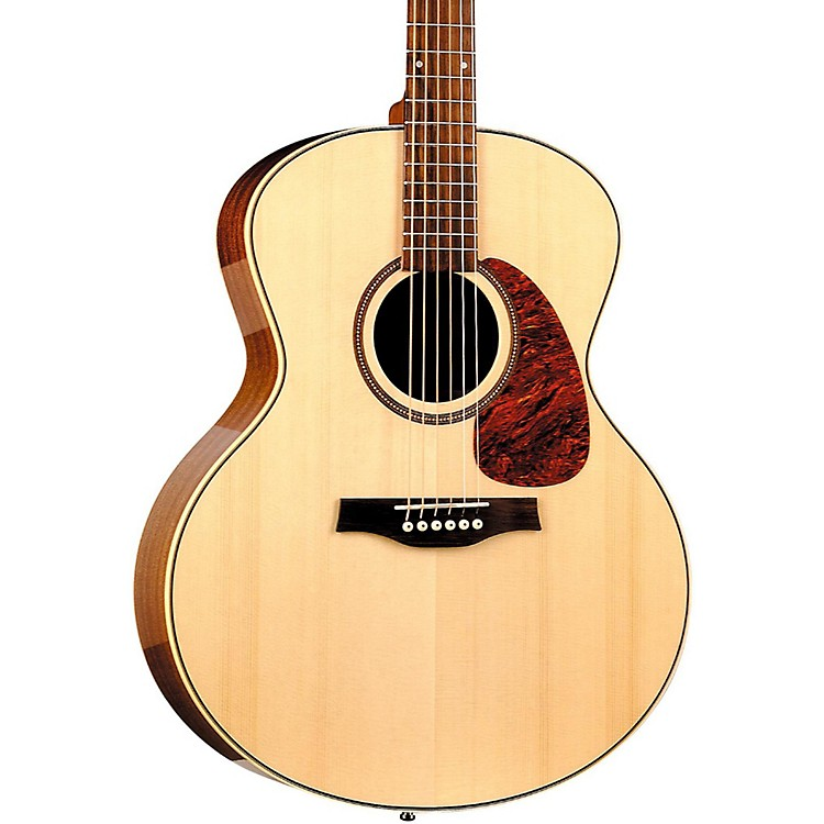 SeagullMaritime SWS Mini Jumbo High Gloss Acoustic Guitar