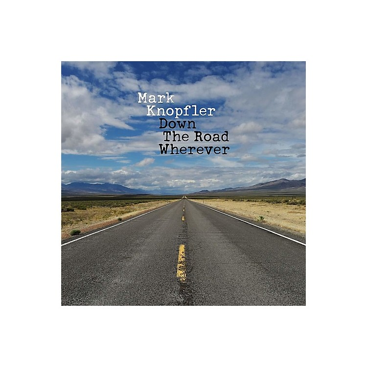 AllianceMark Knopfler - Down The Road Wherever (CD)