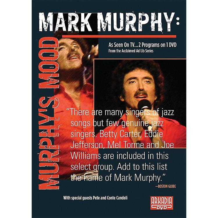 Hal LeonardMark Murphy - Murphy's Mood (Visions of Jazz Series) DVD Series DVD Performed by Mark Murphy