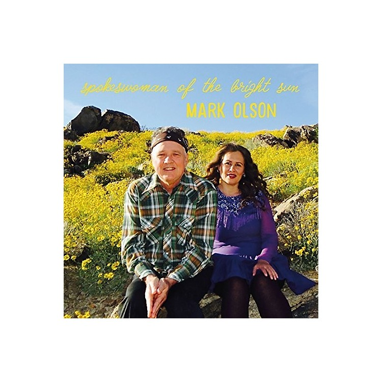 AllianceMark Olson - Spokeswoman Of The Bright Sun