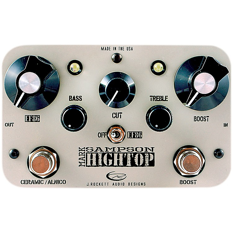 Rockett PedalsMark Sampson Hightop EQ/Boost Guitar Effects Pedal