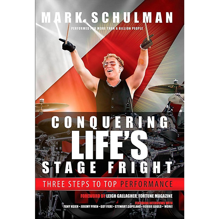 Hal LeonardMark Schulman - Conquering Life's Stage Fright