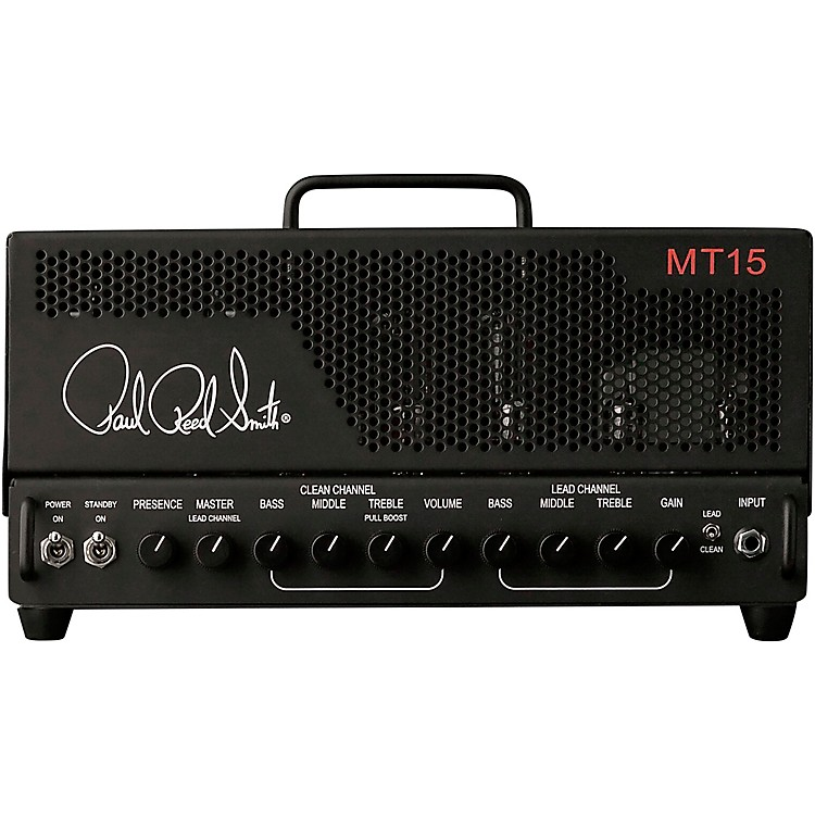 PRSMark Tremonti Signature MT 15 15W Tube Guitar Amp HeadBlack