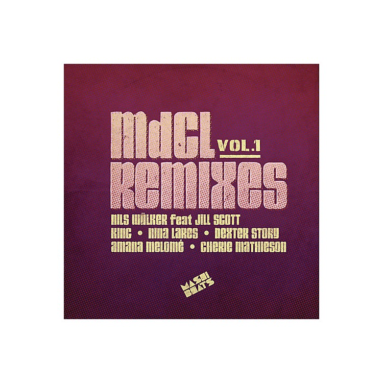 AllianceMark de Clive-Lowe - MdCL Remixes Vol. 1