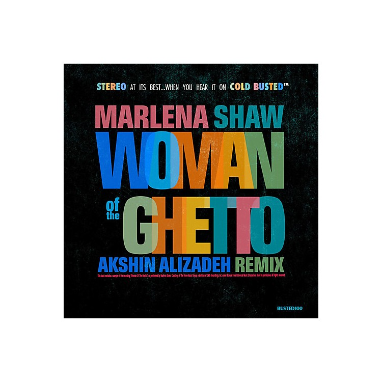 AllianceMarlena Shaw - Woman Of The Ghetto