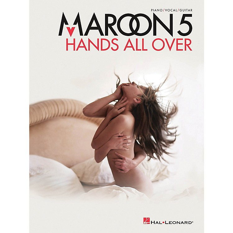 Hal LeonardMaroon 5 - Hands All Over Songbook