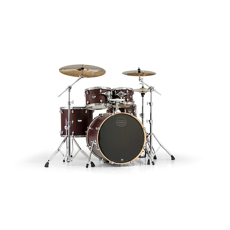 Mapex Mars 5-Piece Rock Shell Pack Bloodwood