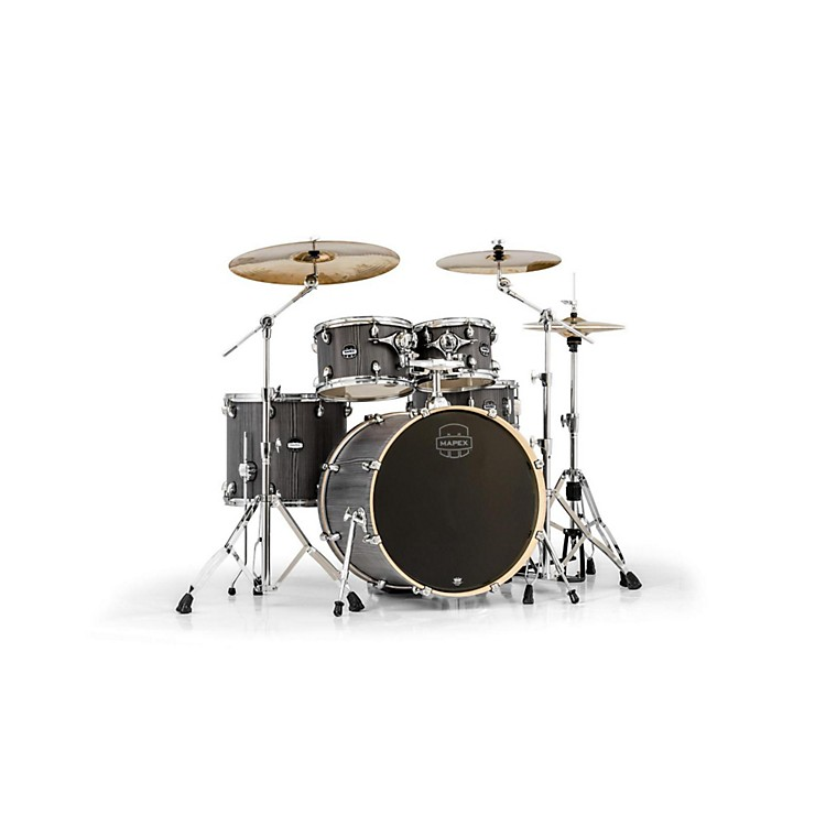 Mapex Mars 5-Piece Rock Shell Pack Smokewood