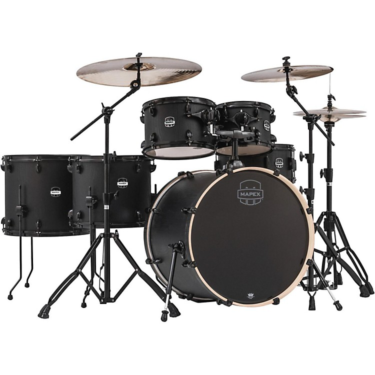 Mapex Mars 6-Piece Rock Shell Pack Nightwood
