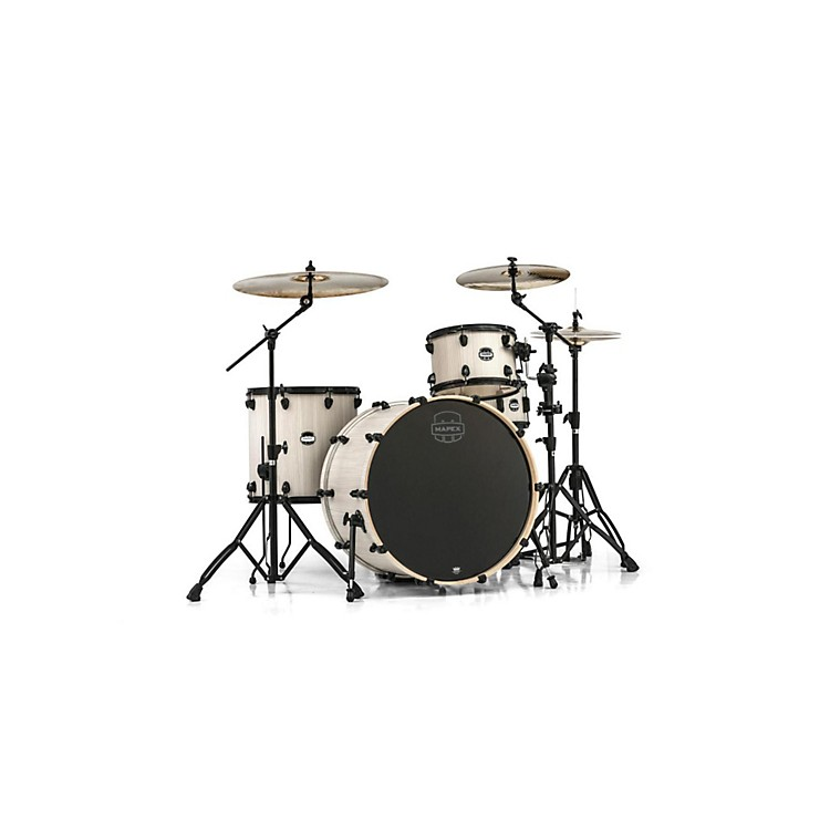 Mapex Mars Series 4-Piece Rock 24 Shell Pack Bloodwood