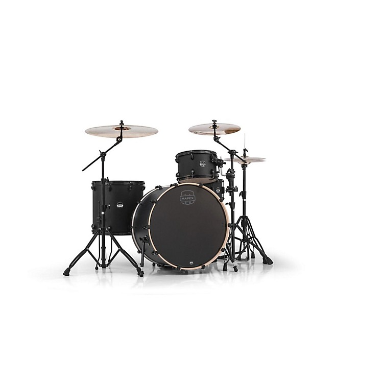 MapexMars Series 4-Piece Rock 24 Shell PackNightwood
