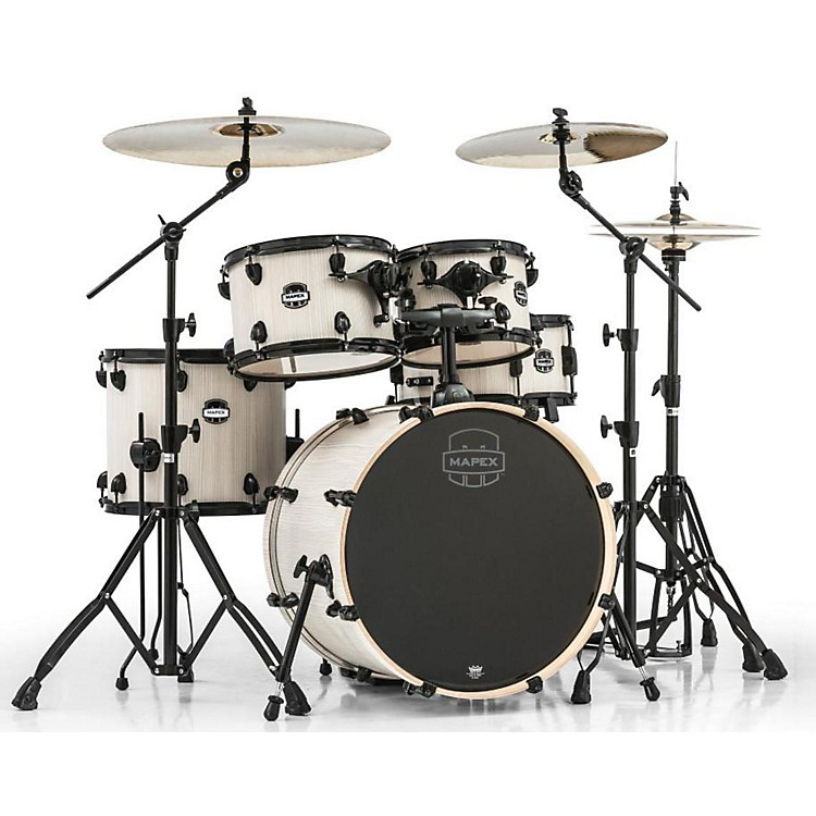Mapex Mars Series 5-Piece Jazz/Rock Shell Pack Bloodwood