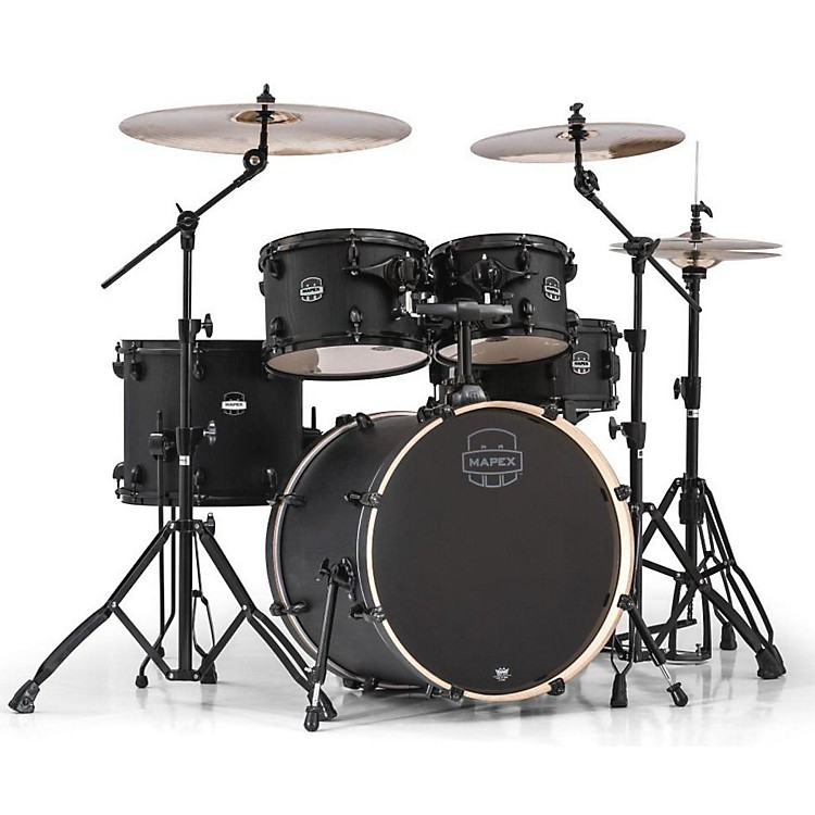MapexMars Series 5-Piece Jazz/Rock Shell PackBonewood