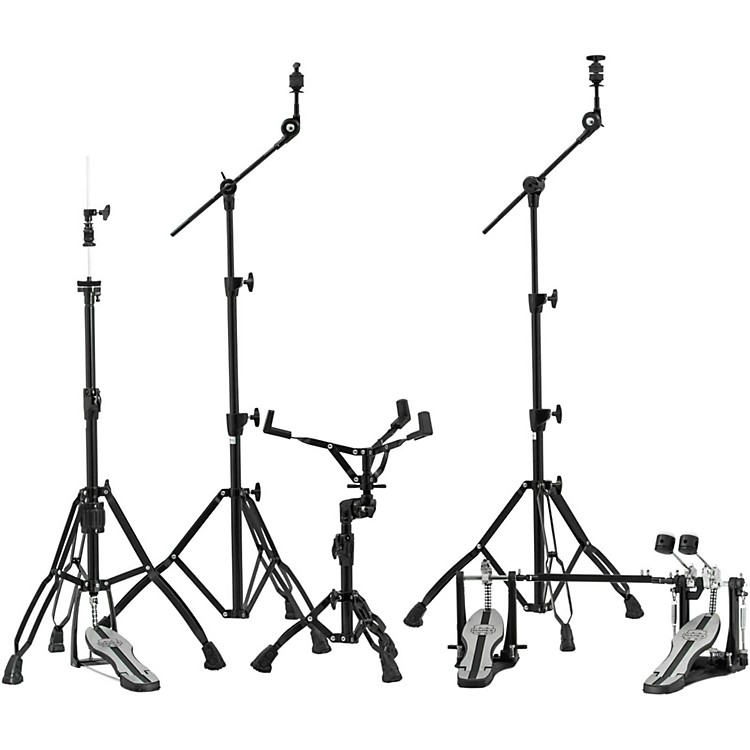 MapexMars Series HP6005-DP 5-Piece Hardware Pack with Double Bass Drum PedalBlack