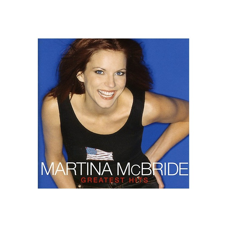 AllianceMartina McBride - Greatest Hits (CD)