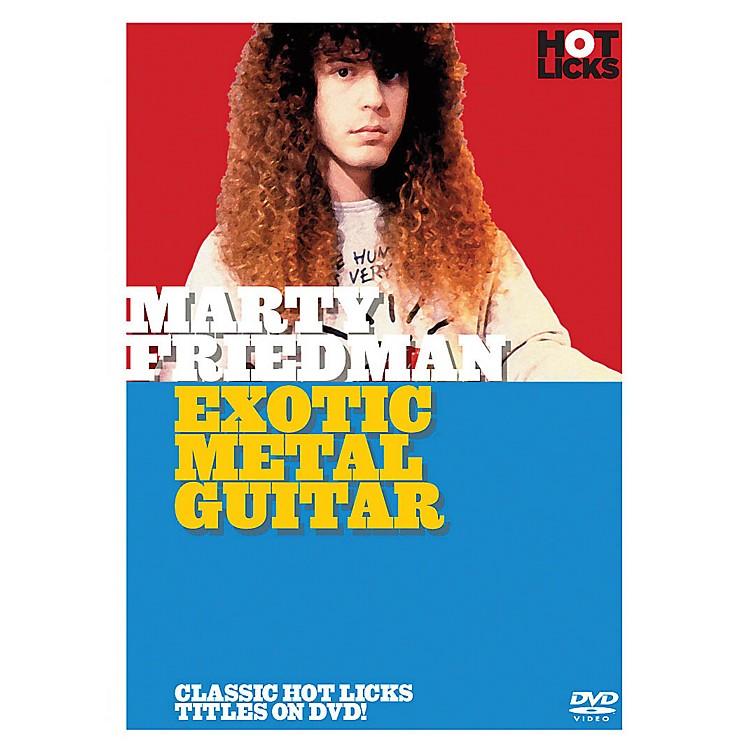 Music SalesMarty Friedman - Exotic Metal Guitar Music Sales America Series DVD Written by Marty Friedman