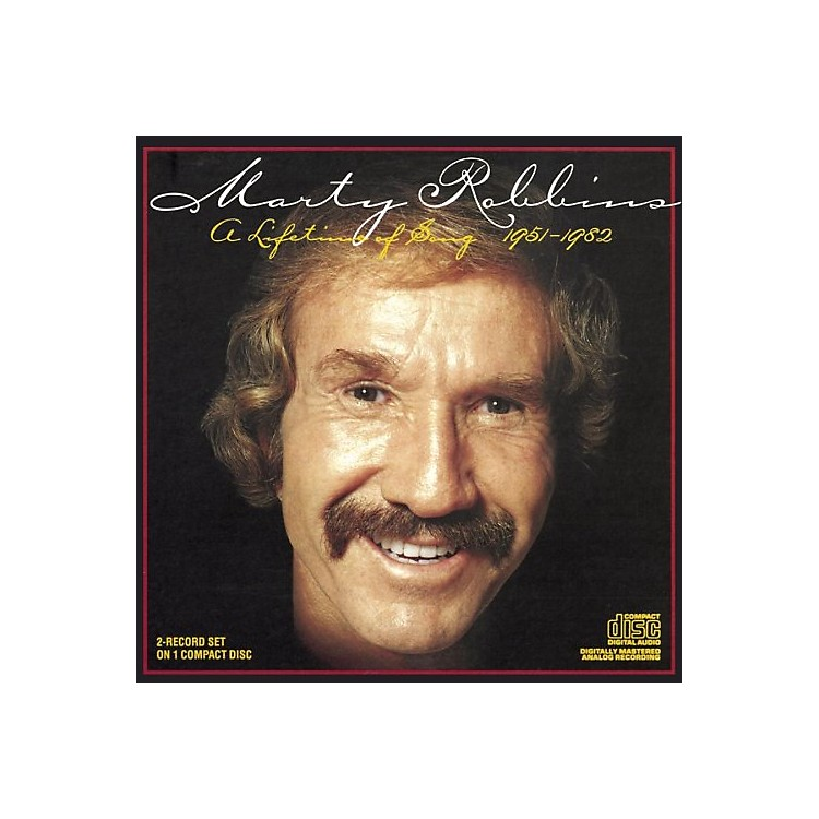 AllianceMarty Robbins - Lifetime of Song 1951-1982 (CD)