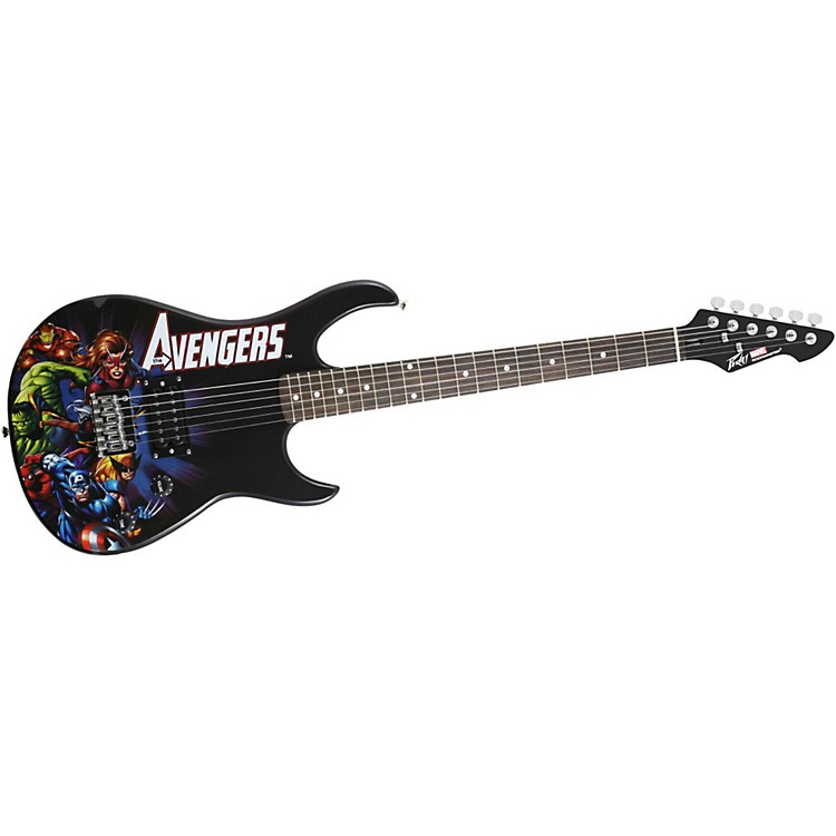 Peavey Marvel Avengers Rockmaster Electric Guitar